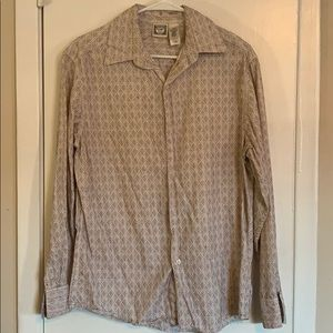 Other - Stamp 10 button down shirt size M